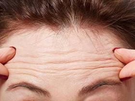 七個去額頭皺紋(抬頭紋)簡單方法