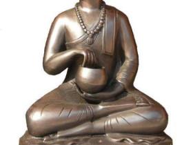 南傳佛教的水財神、水中佛「烏巴庫尊者」!