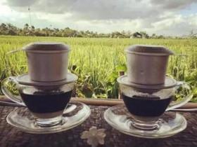 越南美食裡的法式風情——滴漏咖啡