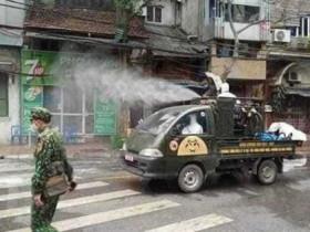 1人染疫全面封街消毒、禁止20人以上聚集!越南防控新冠肺炎比台灣嚴!