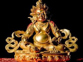 脫離一切貧困的黃財神供奉方式與心咒