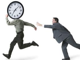 不要讓別人搶走你的時間