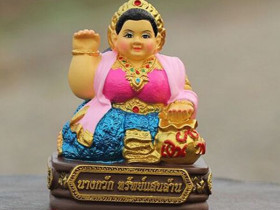 強效招財的泰國招財女神如何供奉?請招財女神需要注意什麼?